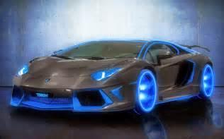 And Lamborghini Black And Blue Lamborghini 23 Desktop Wallpaper