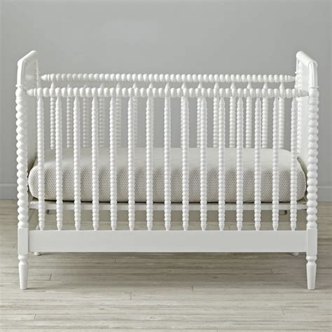 Lind Crib by Lind White Crib The Land Of Nod
