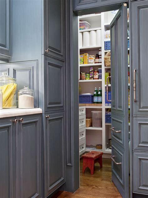 Kitchen With Walk In Pantry by Kitchen Pantry Design Ideas Home Styles