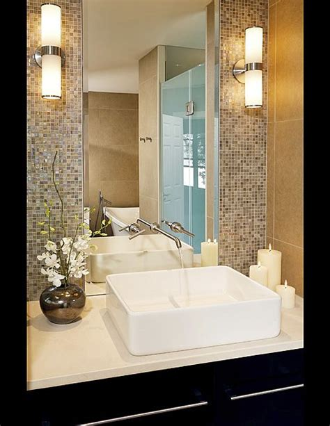 mosaic ideas for bathrooms best 25 mosaic tile bathrooms ideas on grey