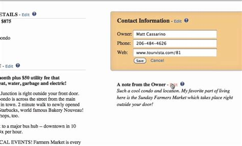 Craigslist Template New And Improved By Tourvista Youtube Craigslist Template