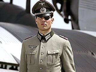 Look At Tom Cruise In Valkyrie by Tom Cruise In Valkyrie Distractingly Bad