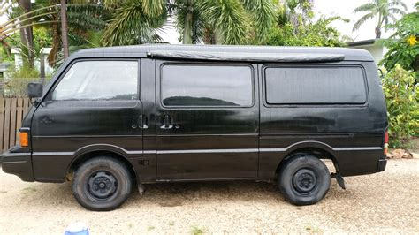 ford econovan 1990 ford econovan for sale or qld whitsundays