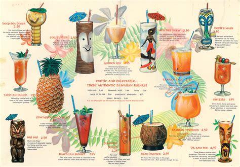 cocktail drinks menu pencil of doom