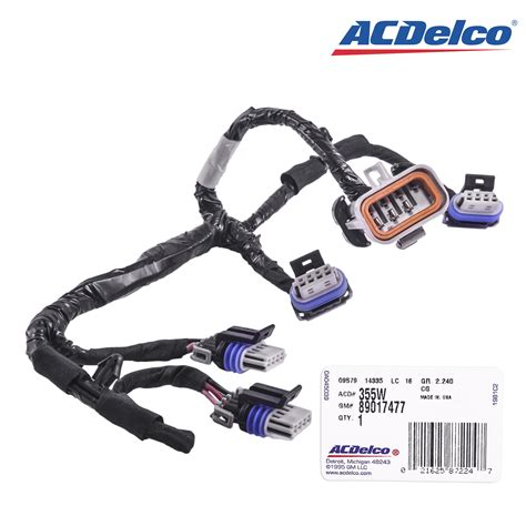 new acdelco ignition coil lead wiring harness for d580 ebay