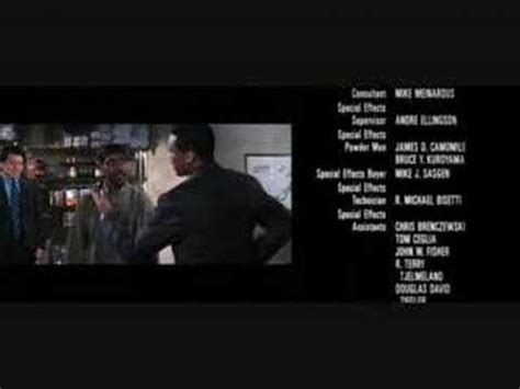 rush hour 2 credits and bloopers youtube