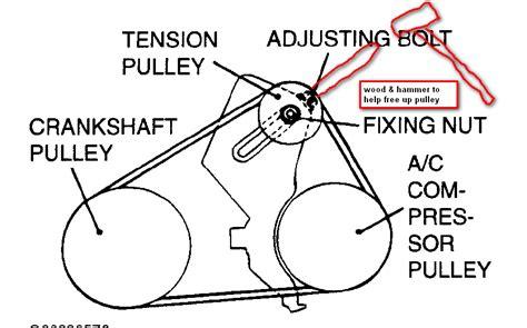 2001 mitsubishi montero sport belt diagram 2001 mitsubishi galant belt diagrams wiring diagram 2018