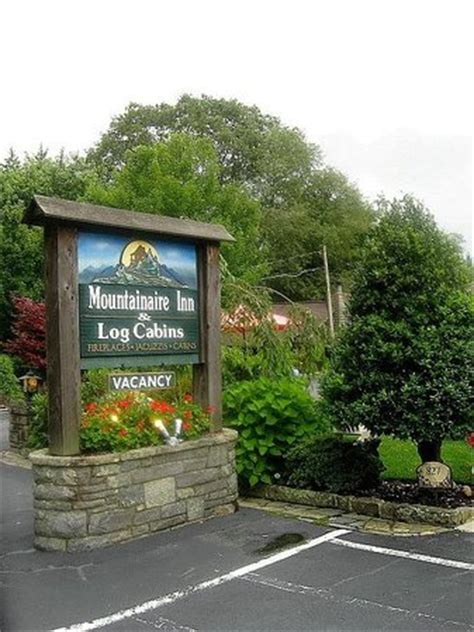 Mountainaire Inn Log Cabins Blowing Rock Nc by Sign Picture Of Mountainaire Inn And Log Cabins Blowing