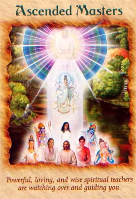 Ascended Master ascended masters book of shadows