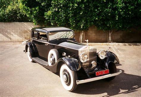 rolls royce 40 50 phantom ii 1929 1935 wikiautos ru