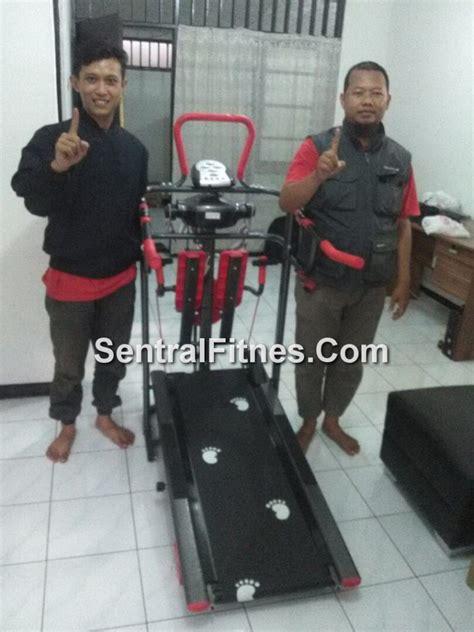 Karpet Fitnes harga alat olahraga treadmill majalengka untuk di rumah
