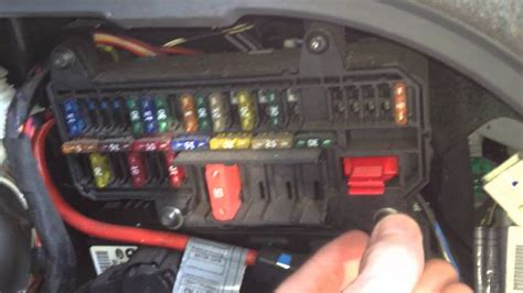 parking l malfunction bmw 328i bmw e65 e66 fuse box locations with chart diagram