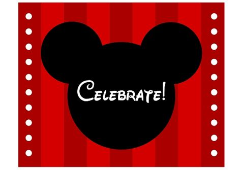mickey mouse disney inspired birthday printables big free mickey minnie mouse birthday printables from