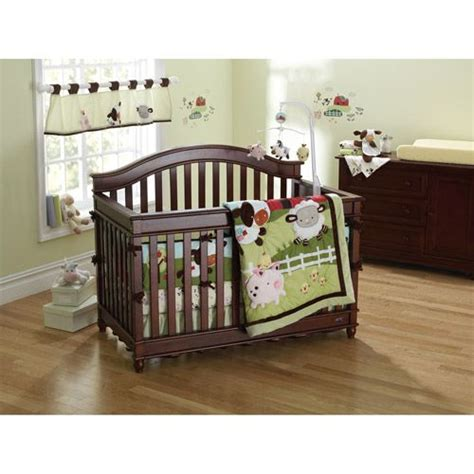 And Friends Crib Bedding by Fisher Price Farm Friends Crib Bedding 3 Set