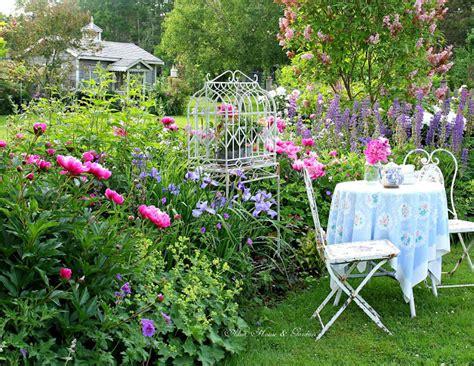 in the gardens aiken house gardens looking back our summer garden