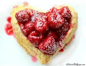 raspberry napoleon picture the recipe