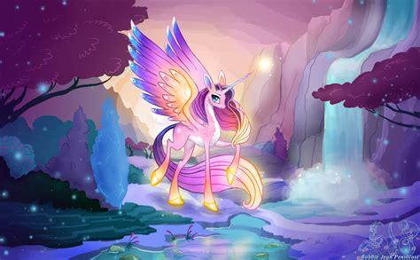 my pony painting my pony shinerise by bjpentecost on deviantart