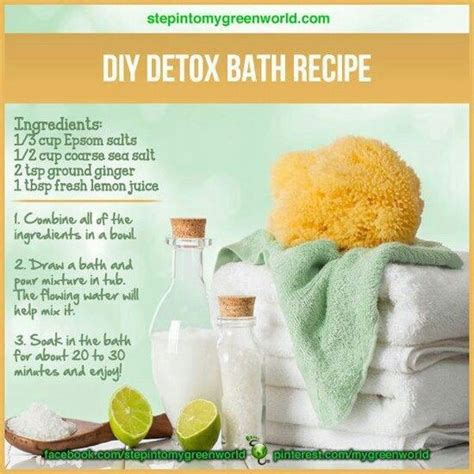 Solace Detox 7 best images about diy gift on