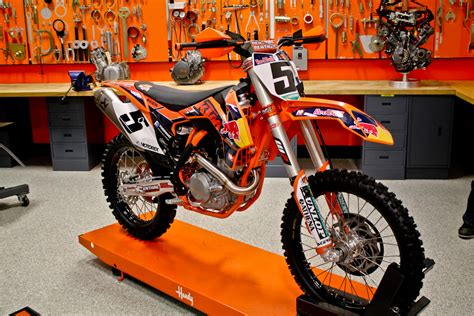 Look 2013 Ktm 450 Sx F Factory Edition