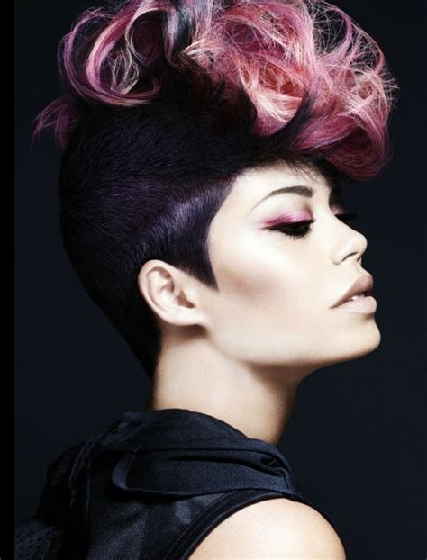 punk hairstyles and names 51 best punk l mohawks l mullets images on pinterest