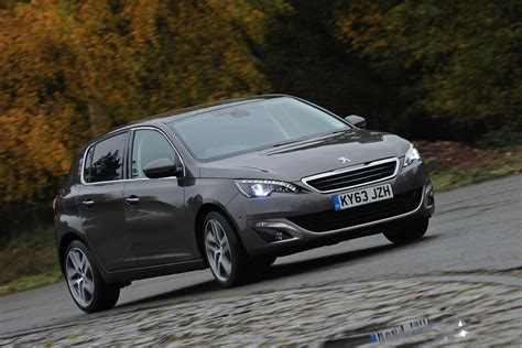 peugeot hatchback 308 peugeot 308 e hdi review auto express