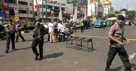 Harga Samsung S8 Ilegal tas diduga berisi bom ditemukan di depan itc depok jalur