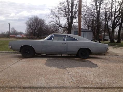 Charger 1968 For Sale Project Car.html   Autos Weblog