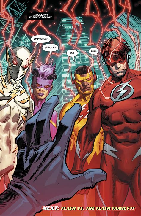 Dc Justre War The Flash dc comics universe the flash 42 spoilers prelude to the flash war continues as barry allen