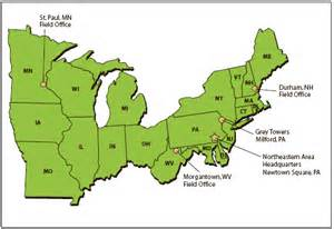 Map Of Northeastern States by Northeastern Us Map Submited Images