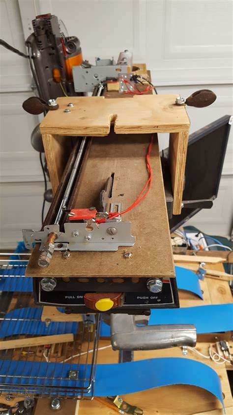 Chip S Wood Shop Diy Cnc Router From A Radial Arm Saw