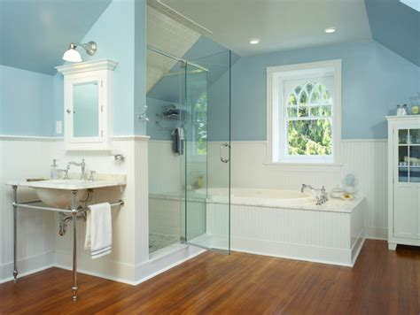 partial bathroom definition bathroom wainscoting the finishing touch to your