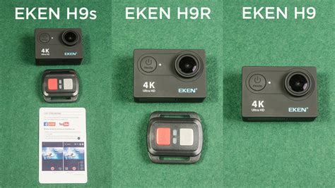 Eken H9 eken h9s livestream review el producente