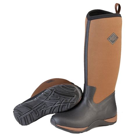 womens muck boots s muck arctic adventure waterproof insulated rubber