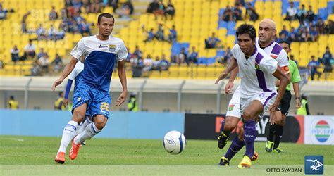 Vs Js Rinzani Hp Salur Terkini persib vs perserang berita sepak bola indonesia terkini