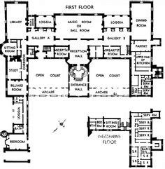 oheka castle floor plan vanderbilt mansion hyde park 2nd floor gilded age