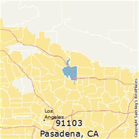 zip code map pasadena ca best places to live in pasadena zip 91103 california