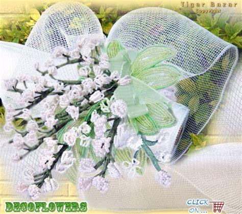 rete per fiori mughetto con rete per fiori addobbi matrimonio tigerbazar