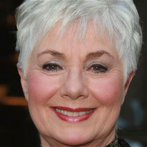 shirley jones haircut shirley jones 78 silver style pinterest shirley
