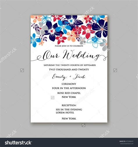 90 postcard wedding invitations template postcard