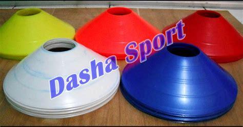 Murah Cone Mangkok Latihan Sepakbola Futsal cone kun mangkok kecil murah dasha sport jeruklegi cilacap