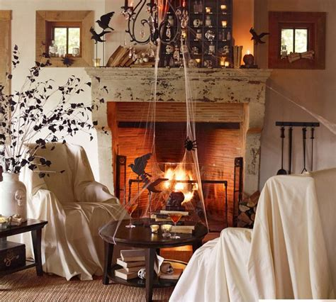 decorate your home for halloween halloween decorations handspire