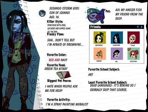 Monster High Memes - monster high meme susanoo by aragorn3 on deviantart