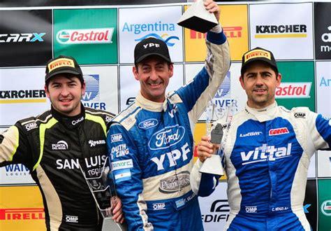 Rally Auto Börse by Carx En Baradero La Revancha De Villagra Motores A Pleno