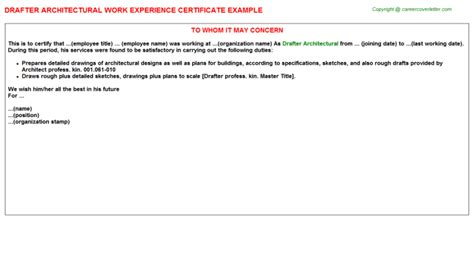 Experience Letter Providing Consultancy In Pune Consulting Solution Architect Work Experience Certificates