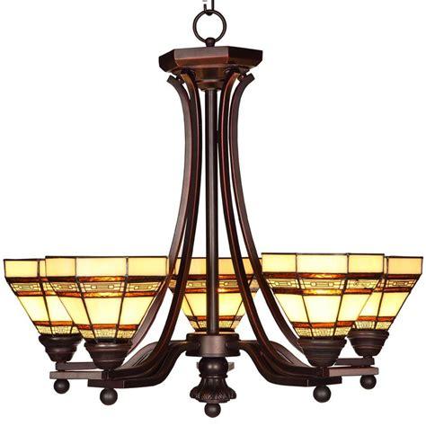 Hton Bay Lighting Fixtures Hton Bay 5 Light Aged Bronze Chandelier 15670 The Home Depot