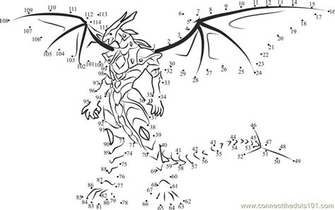 L Drago Coloring Pages by Bakugan Drago Dot To Dot Printable Worksheet Connect The