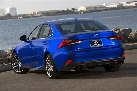 2017 lexus isf 2017 lexus is and is f sport launched with fresh