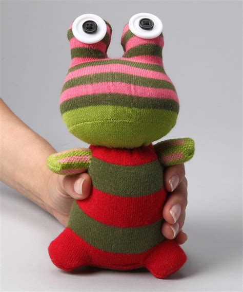 no3no4 lido the frog sock doll ps the frog and frogs