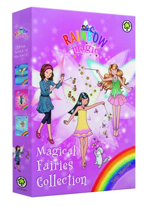 Gamis Rainbow Kaila rainbow magic magical fairies collection books whsmith
