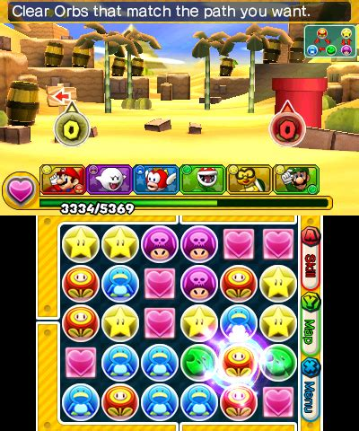 Nintendo 3ds Puzzle Dragons Z Mario Bros Edition tmk downloads images screen puzzle dragons z puzzle dragons mario